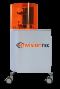 envisiontec 3D printers - perfactory family - perfactory printer