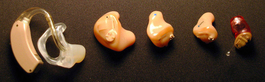 envisiontec 3d printers - perfactory family - hearing aids